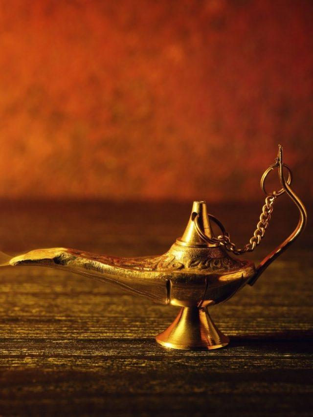El Genio, cumple todos tus deseos, pero….